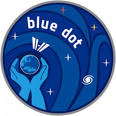 Blue Dot Mission Logo