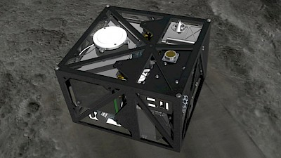 Asteroidenlander MASCOT (Mobile Asteroid Surface Scout)