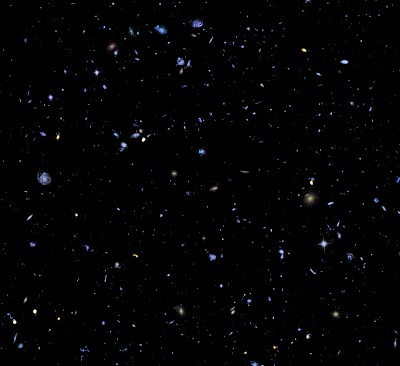 Das Hubble eXtreme Deep Field