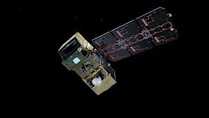 Sentinel-2-Satellit
