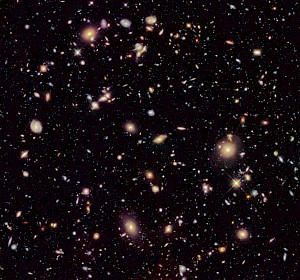 Das Hubble Ultra Deep Field 2012