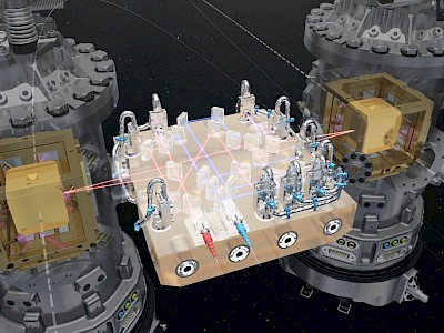Testmassen in LISA Pathfinder